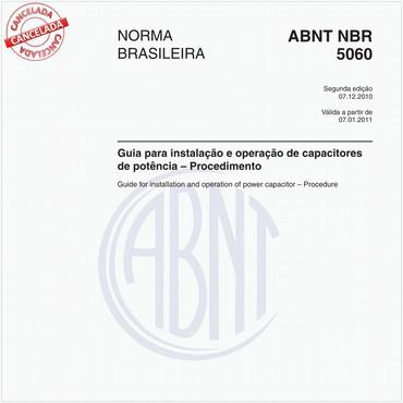 NBR5060 de 12/2010