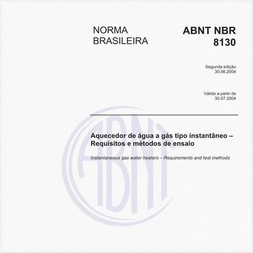 NBR8130 de 06/2004