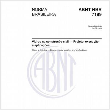 NBR7199 de 07/2016