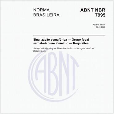 NBR7995 de 02/2013