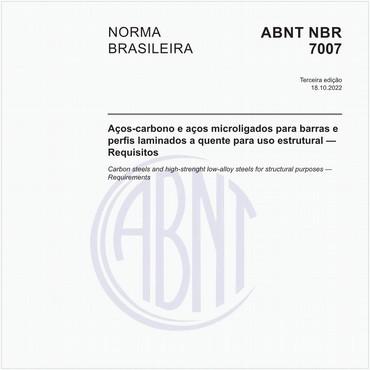 NBR7007 de 09/2016