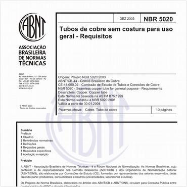 NBR5020 de 12/2003