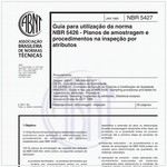 NBR5427