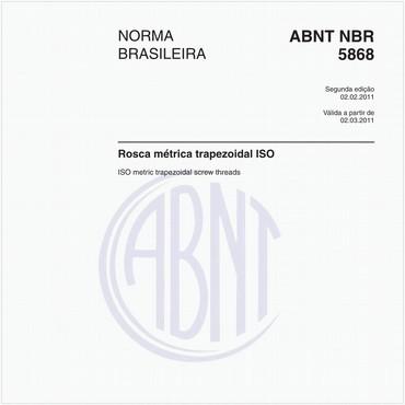 NBR5868 de 02/2011