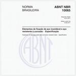 NBR10065