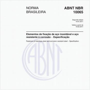 NBR10065 de 01/2011