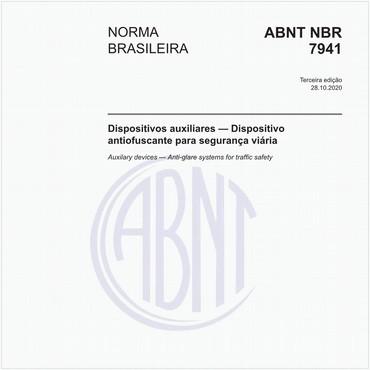 NBR7941 de 10/2020