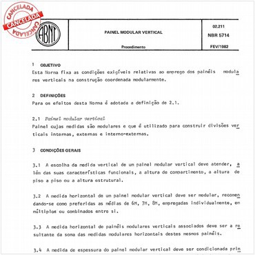 NBR5714 de 02/1982