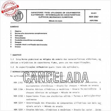 NBR5087 de 04/1984
