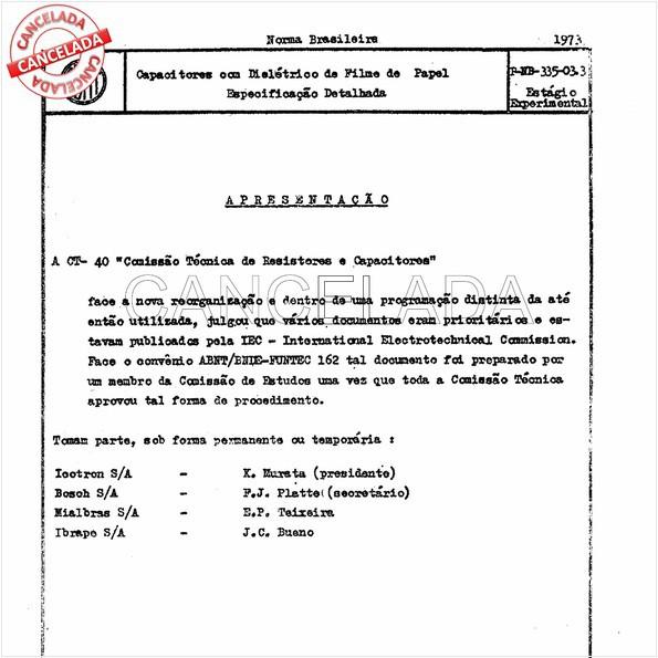 NBR5196 de 01/1996
