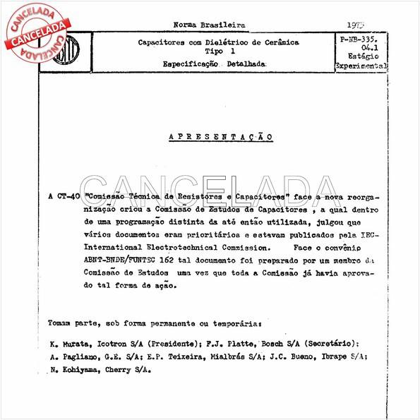 NBR5201 de 01/1996