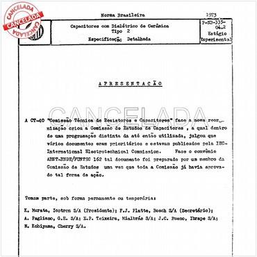 NBR5202 de 01/1996