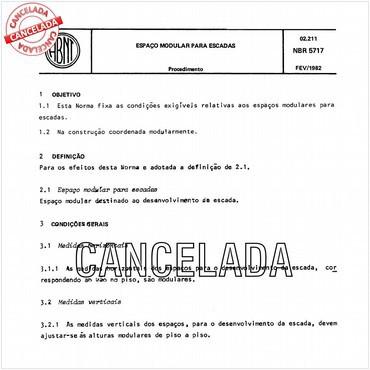 NBR5717 de 02/1982