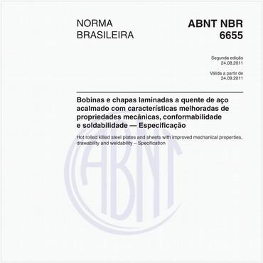 NBR6655 de 08/2011