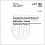 NBR6656
