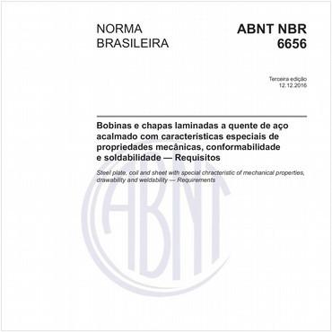 NBR6656 de 12/2016