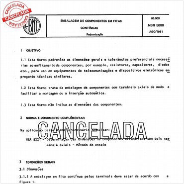 NBR5088 de 08/1981