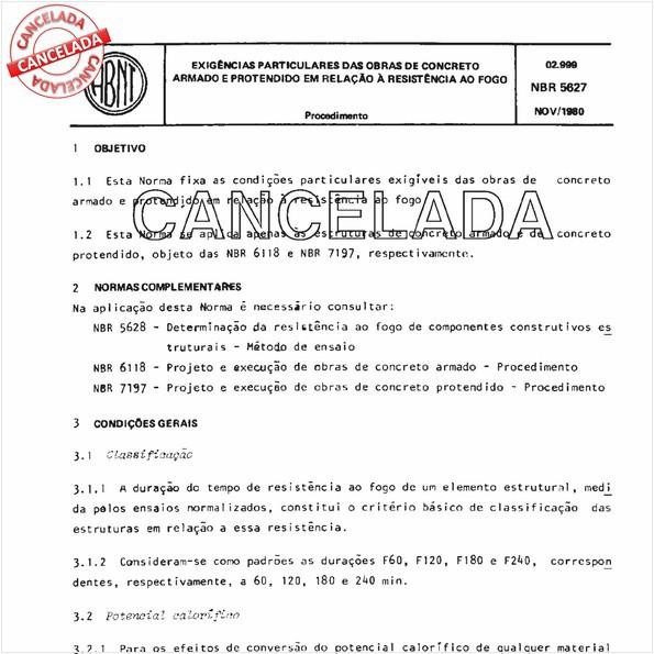 NBR5627 de 12/2001