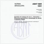NBR5561