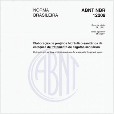 NBR12209 de 11/2011