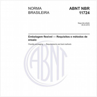NBR11724 de 04/2016