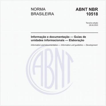 NBR10518 de 12/2005