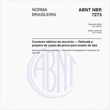NBR7273 de 10/2010