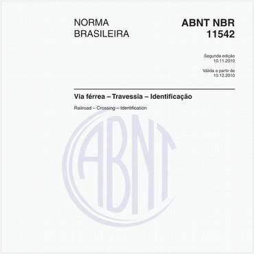 NBR11542 de 11/2010