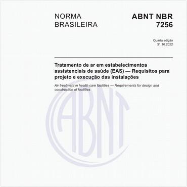 NBR7256 de 03/2005