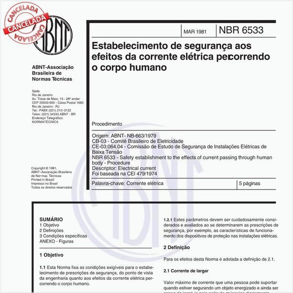 NBR6533 de 02/2006