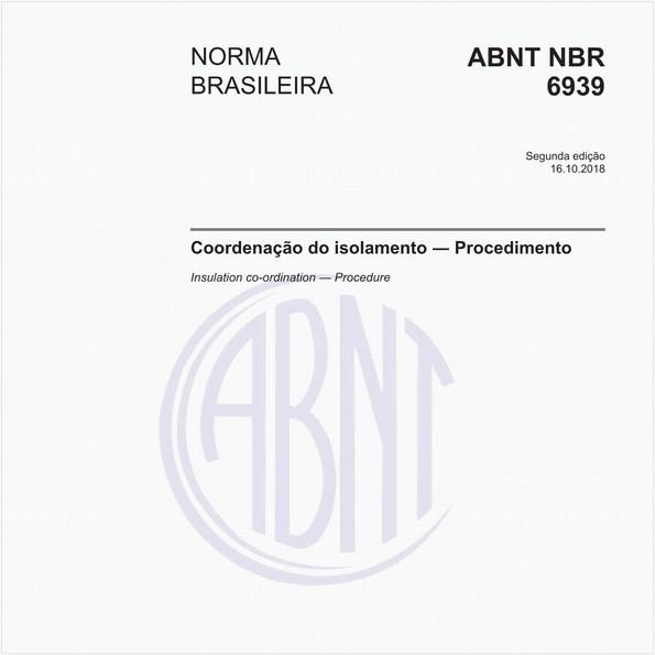 NBR6939 de 10/2018