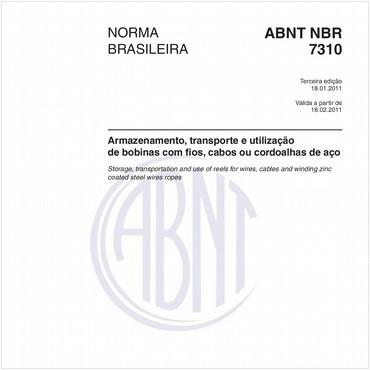 NBR7310 de 01/2011