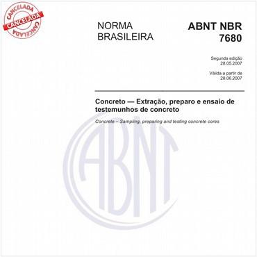 NBR7680 de 05/2007