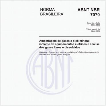 NBR7070 de 05/2006