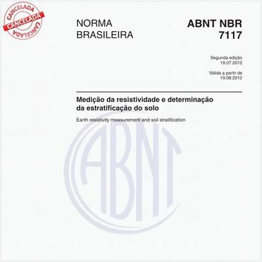 NBR7117 de 07/2012
