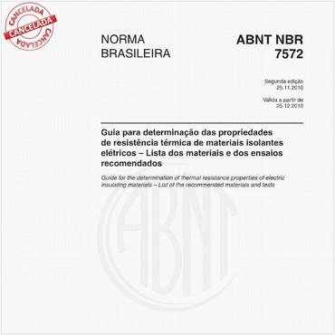 NBR7572 de 11/2010