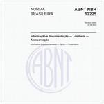 NBR12225
