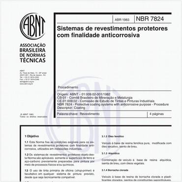 NBR7824 de 04/1983