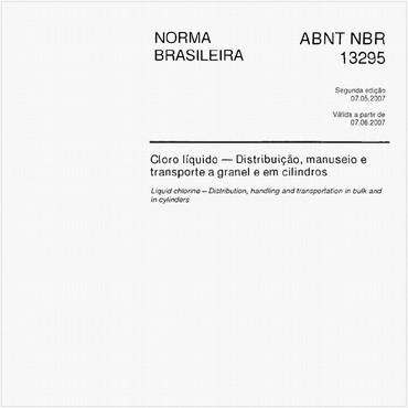 NBR13295 de 02/2015