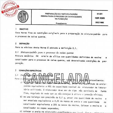 NBR8305 de 12/1983