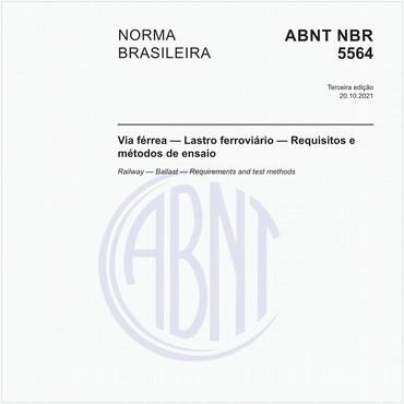 NBR5564 de 12/2011