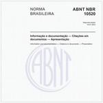 NBR10520