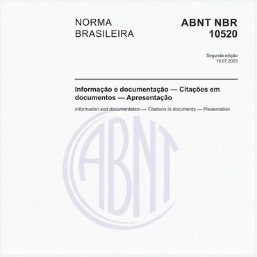 NBR10520 de 08/2002