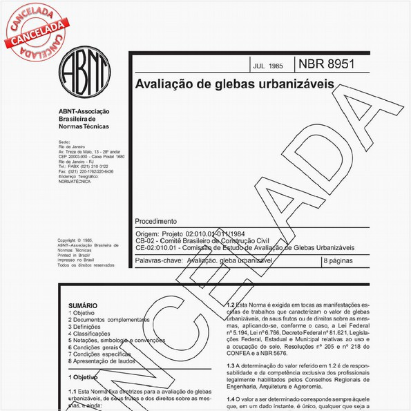 NBR8951 de 05/2004