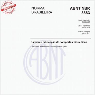 NBR8883 de 05/2008
