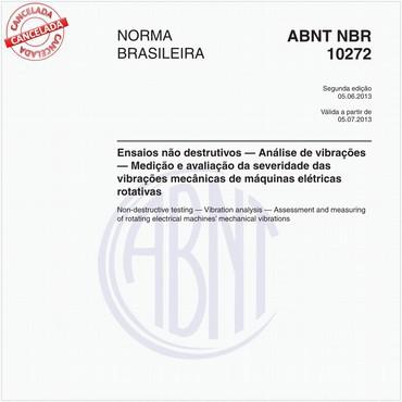 NBR10272 de 06/2013