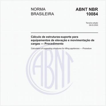 NBR10084 de 03/2020