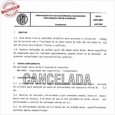 NBR9801 de 04/1987