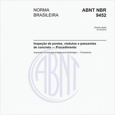 NBR9452 de 09/2019
