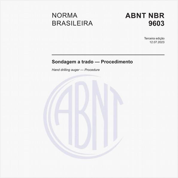 NBR9603 de 12/2015